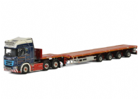 WSI McFadyens 4 Axle Telestep with Scania R500 Highline 6X2